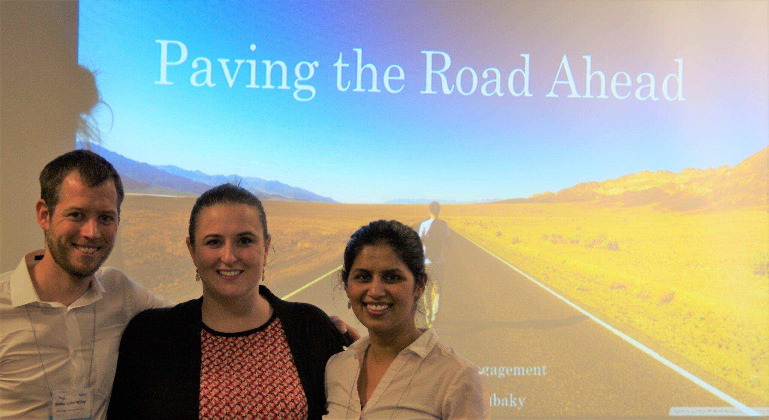 Paving the Road Ahead Workshop