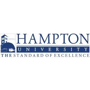 Jai Huntley, Hampton University