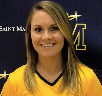 Rachel Thomas, University of Saint Mary
