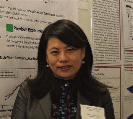 Dr. Zhao Sun, Hampton University