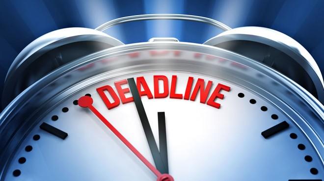 SRP Deadline Extended