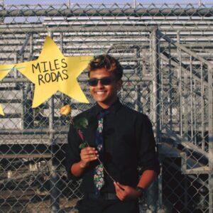 Miles Rodas